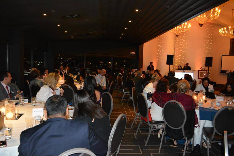 SAMS's Tristate Chapter 3rd Annual Gala Dinner.